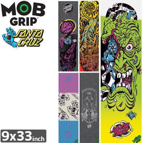【モブグリップ MOB GRIP デッキテープ】SUMMER 17 SHEET【SANTA CRUZ】【9 x 33】NO153