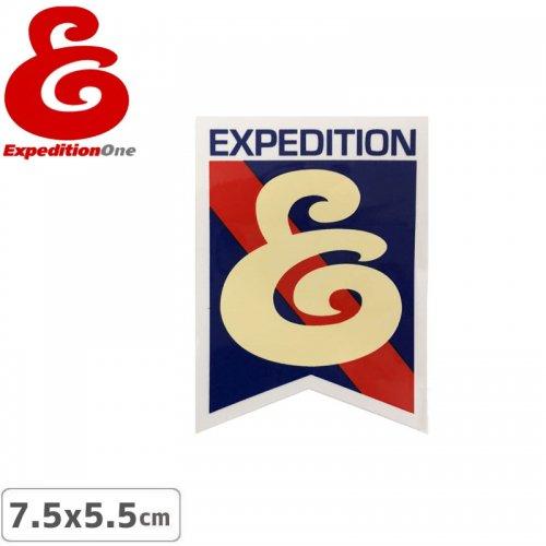 【エクスペディション ワン Expedition One ステッカー】TRADEWINDS STICKER【7.5cmx5.5cm】NO57