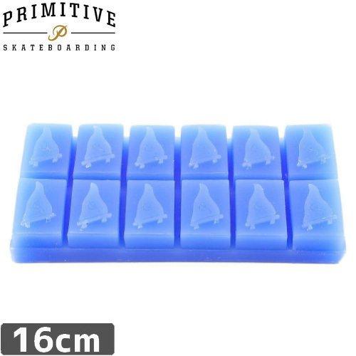 【プリミティブ PRIMITIVE スケボーワックス】ICE TRAY WAX【ブルー】NO1