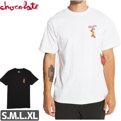 【チョコレート CHOCOLATE Tシャツ】CHOCOLATE BOLERO TEE【ブラック】【ホワイト】NO160