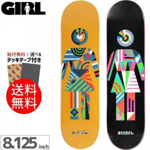 【ガール GIRL スケボーデッキ】CONSTRUCTIVIST OG DECK [8.1インチ]NO197