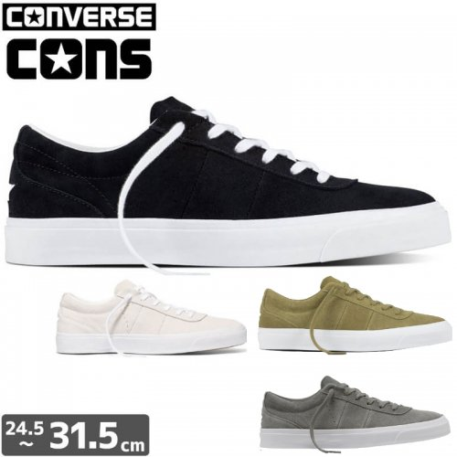 【CONS CONVERSE コンバース スケート シューズ】ONE STAR CC PRO LOW TOP EGRET NO21