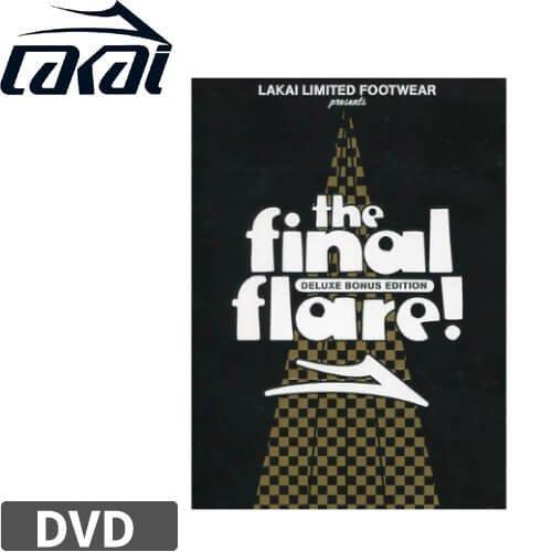 1週間SALE!【LAKAI ラカイ スケボー DVD】FINAL FLARE! DELUXE BONUS EDITION