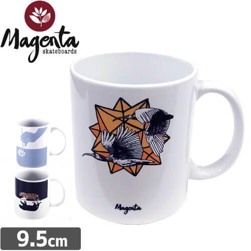 【MAGENTA マゼンタ スケボー マグカップ】MAGENTA Mugcup マグカップ NO1