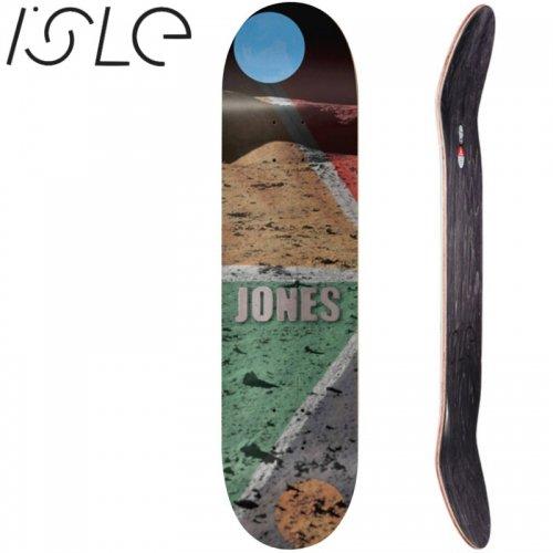 【ISLE アイル スケボー デッキ】LUNAR CHRIS JONES[8.125インチ]NO1
