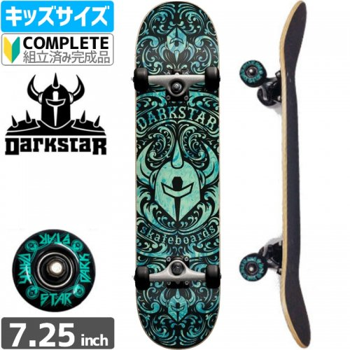 【ダークスター DARKSTAR キッズ コンプリート】CONVOLUTE YOUTH COMPLETE SOFT WHEELS 83A[7.25インチ]NO32