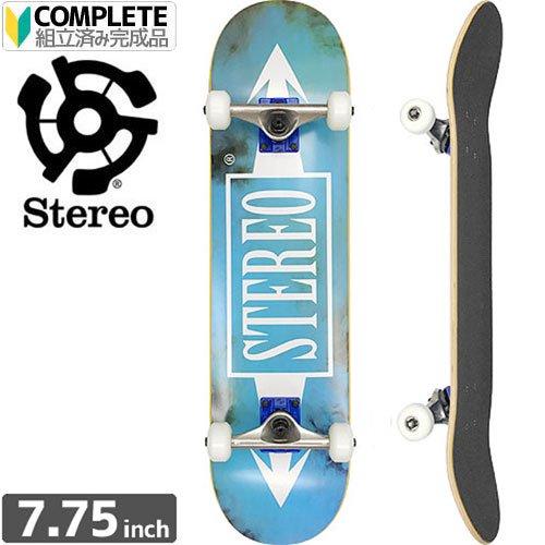 【ステレオ STEREO スケートボード コンプリート】SMOKEY AROWS COMPLETE[7.75インチ]NO13