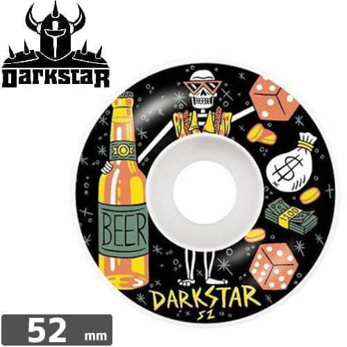 【ダークスター DARKSTAR ウィール】VICES WHEEL【52mm】NO43
