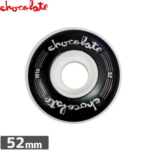 【チョコレート CHOCOLATE ウィール】CHUNK CLASSIC【52mm】NO40