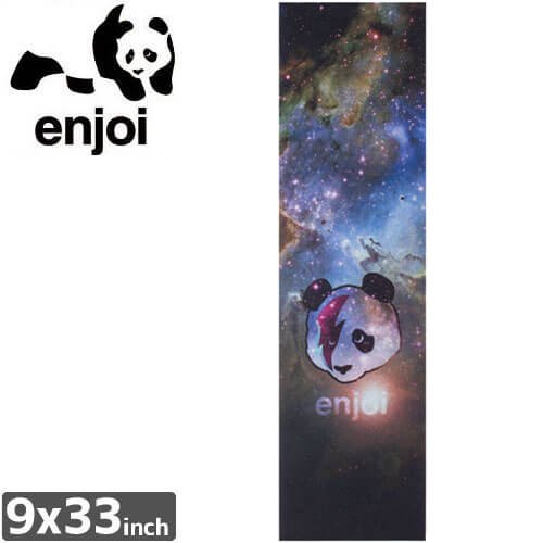 【ENJOI エンジョイ スケボー デッキテープ】MYSTIC GRIPTAPE【9 x 33】NO3