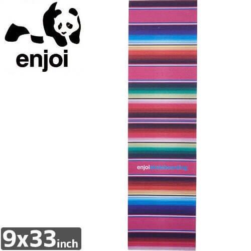 【ENJOI エンジョイ スケボー デッキテープ】MEXICAN BLANKET GRIPTAPE【9 x 33】NO4