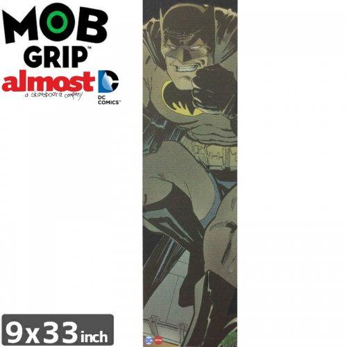 【モブグリップ MOB GRIP デッキテープ】BATMAN FACE【ALMOST】【9 x 33】NO145