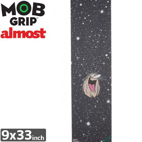 【モブグリップ MOB GRIP デッキテープ】CAPTAIN CAVEMAN【ALMOST】【9 x 33】NO146