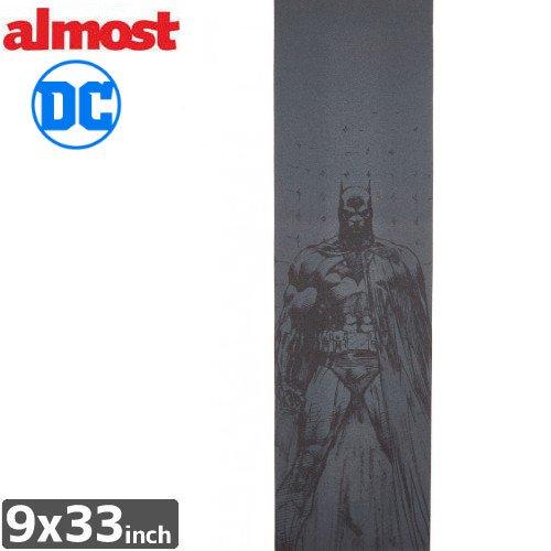 【オルモスト ALMOST スケボー デッキテープ】BATMAN JIM LEE GRIPTAPE【9 x 33】NO3