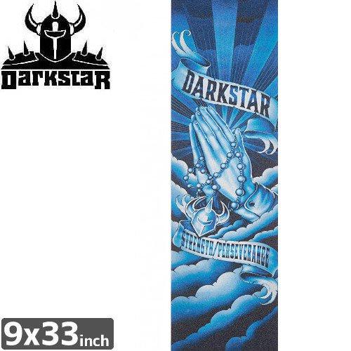 【ダークスター DARKSTAR スケボー デッキテープ】SALVATION GRIPTAPE【9 x 33】NO1