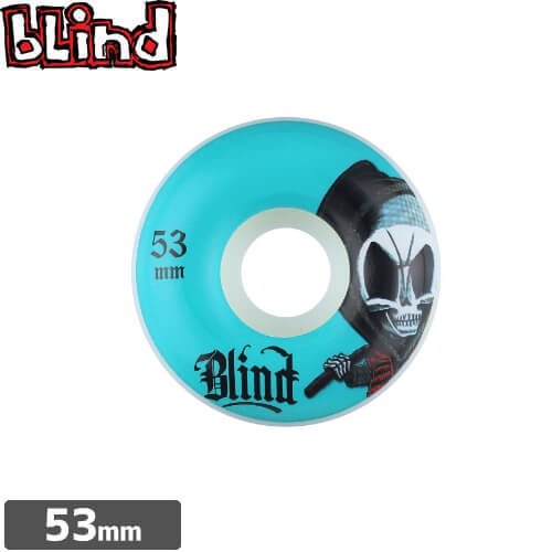 【ブラインド BLIND スケボー ウィール】 BONE THUGS WHEEL【53mm】NO18