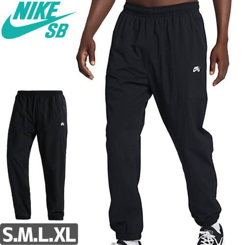 【NIKE SB ナイキ エスビー スケボー パンツ】Flex Men's Woven Pants【ブラック】NO10