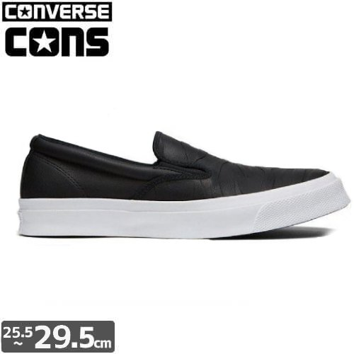 【CONS CONVERSE コンバース スケート シューズ】DECKSTAR SP SLIP-ON JASON JESSEE【レザー】NO25