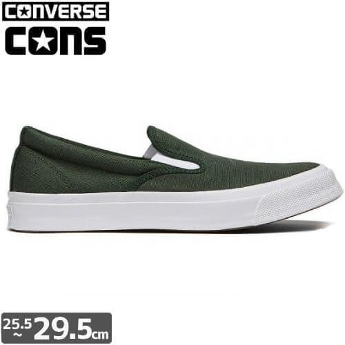 【CONS CONVERSE コンバース スケート シューズ】DECKSTAR SP SLIP-ON AARON HERRINGTON【キャンバス】NO26
