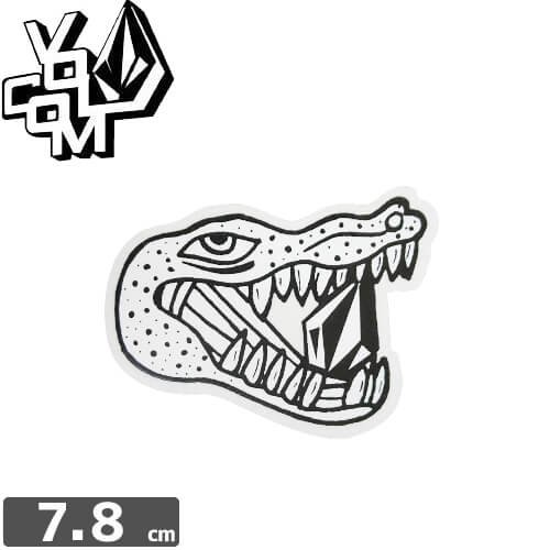 【ボルコム VOLCOM ステッカー】STICKER【6cm x 7.8cm】NO310