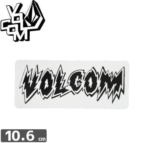 【ボルコム VOLCOM ステッカー】STICKER【4.5cm x 10.6cm】NO312