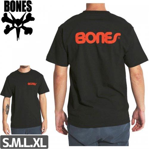 【ボーンズ BONES スケボー Tシャツ】SWISS TEXT TEE NO33