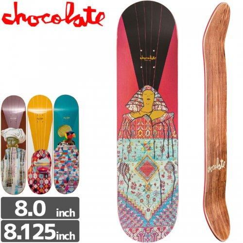 【チョコレート CHOCOLATE スケートボード デッキ】GODDESS DECK[8.0インチ][8.125インチ]NO151