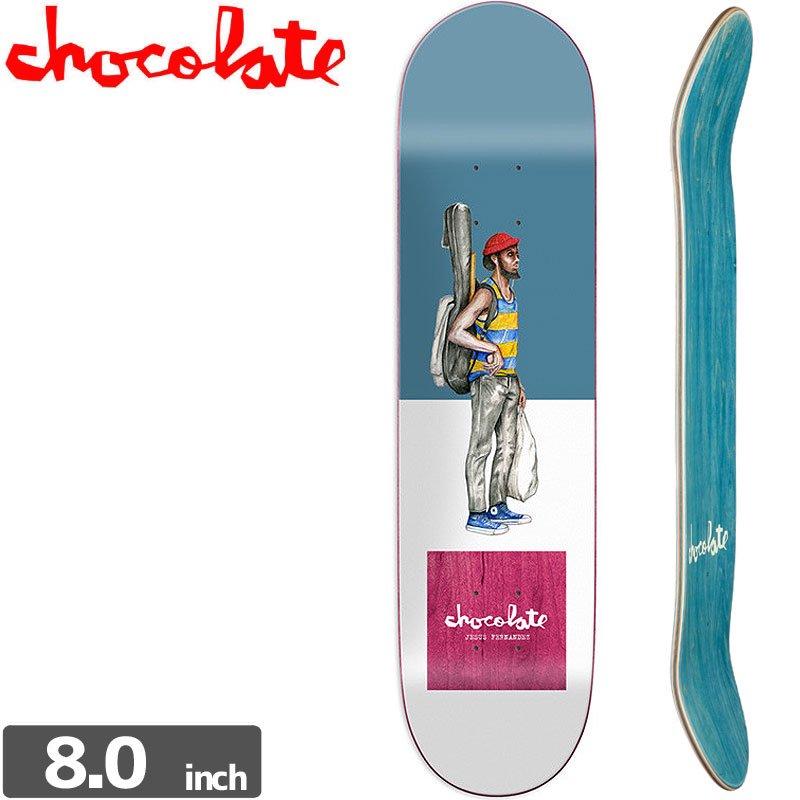 【チョコレート CHOCOLATE スケートボード デッキ】EVERYDAY PEOPLE DECK[8.0インチ]NO154