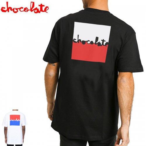 【チョコレート CHOCOLATE スケボー Tシャツ】KNOCKOUT CHUNK TEE NO171