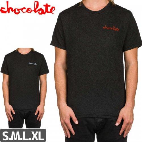 【チョコレート CHOCOLATE スケボー Tシャツ】CHUNK TRIBLEND TEE NO172