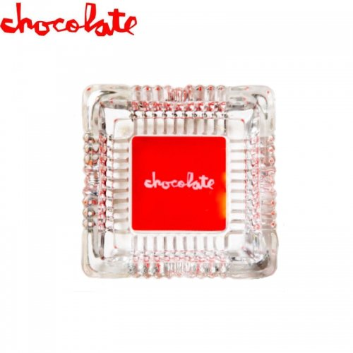 【チョコレート CHOCOLATE スケボー 灰皿】SQUARE ASHTRAY NO1