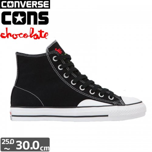 【CONS CONVERSE コンバース スケート シューズ】CONS x CHOCOLATE CTAS PRO HI NO27