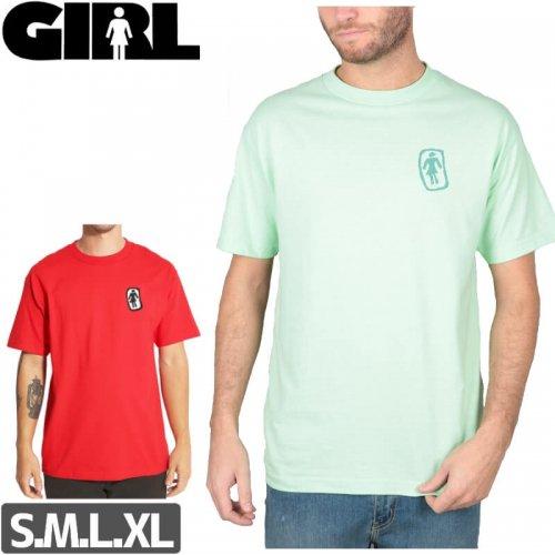 【ガール GIRL スケボー Tシャツ】SKETCHY OG TEE NO285