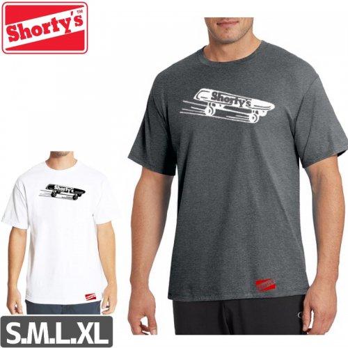 【ショーティーズ SHORTY'S スケボー Tシャツ】HIT THE STREETS NO44