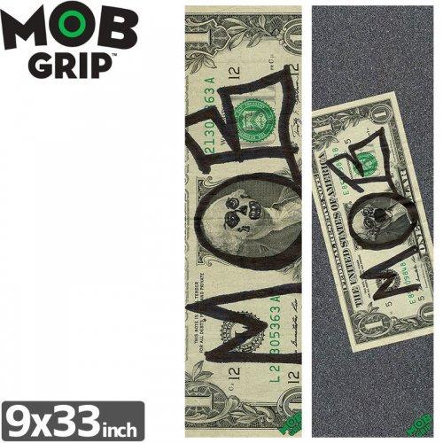 【モブグリップ MOB GRIP デッキテープ】JJ DOLLAR SINGLE SHEET【9 x 33】NO166