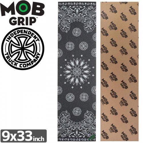 【モブグリップ MOB GRIP デッキテープ】BANDANA SINGLE SHEET【INDEPENDENT】【9 x 33】NO168