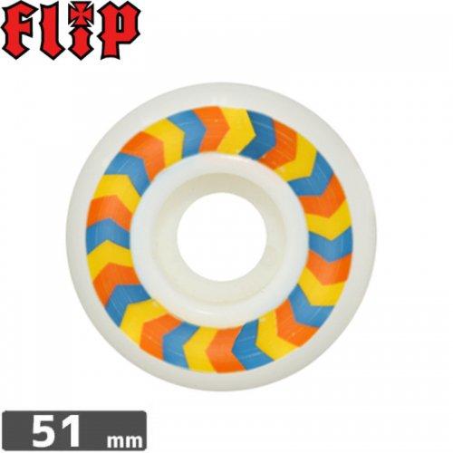 【フリップ FLIP スケボー ウィール】CUTBACK TEAM 99A【51mm】NO12