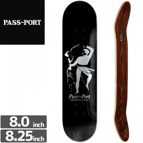 【PASS~PORT パスポート スケートボード デッキ】TREMBLE SINGLES DECK[8.25インチ]NO2