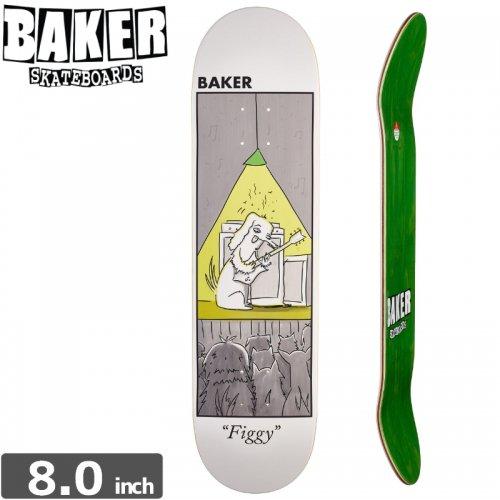 【ベーカー BAKER スケボー デッキ】BARKER BOYS FIGGY DECK[8.0インチ]NO177