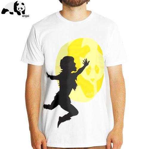 【ENJOI エンジョイ スケートボード Tシャツ】RENEGADE TEE【ホワイト】NO26