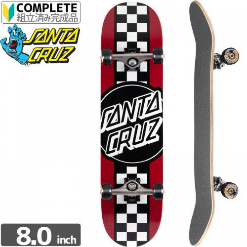 【サンタクルーズ SANTA CRUZ スケートボード コンプリート】CONTEST COMPLETE[8.0インチ]NO57