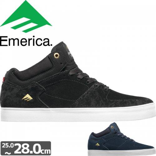 【エメリカ EMERICA スケート シューズ】HSU G6 SHOES【スウェード】NO162