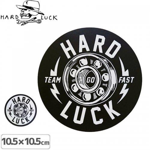 【HARD LUCK ハードラック ステッカー】HARD SPEED STICKER【2色】【10.5cm x 10.5cm】NO4