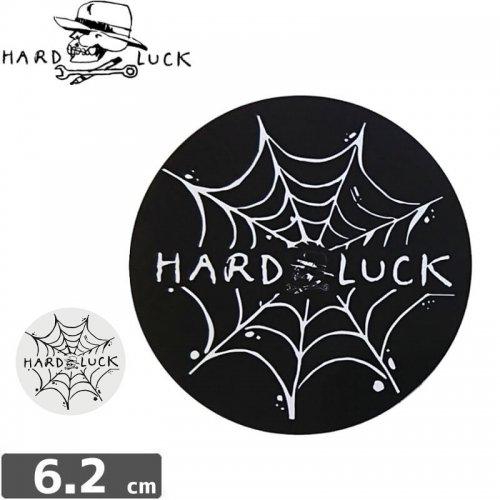 【HARD LUCK ハードラック ステッカー】ANDY ROY HAT STICKER【2色】【6.2cm x 6.2cm】NO8