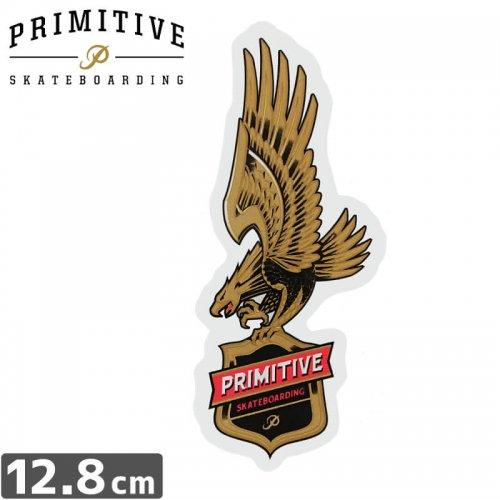 【プリミティブ PRIMITIVE スケボー ステッカー】 EAGLE STICKER【12.8cm×5.8cm】NO17