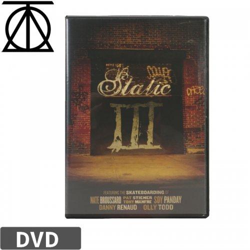 【THEORIES セオリーズ スケボー DVD】STATIC 3  NO1