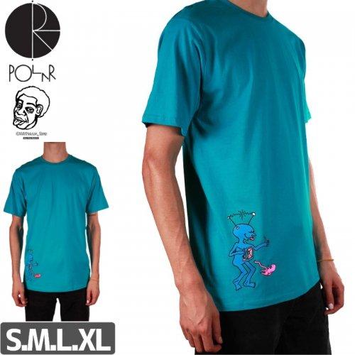 【POLAR ポーラー スケボー Tシャツ】POLAR x DEAR TV KID TEE NO14