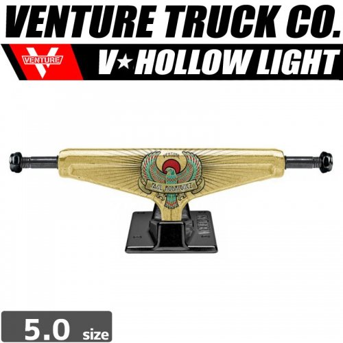【VENTURE ベンチャー スケボー トラック】P-ROD V-HOLLOW LIGHT FALCON【5.0】NO95