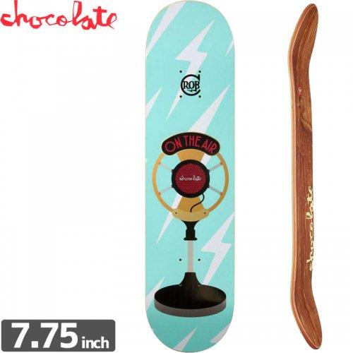 【チョコレート CHOCOLATE スケートボード デッキ】ROBERTS ON AIR DECK[7.75インチ]NO157