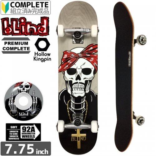 【ブラインド BLIND スケートボード コンプリート】REAPER VENEER PREMIUM COMPLETE 92A[7.75インチ]NO107